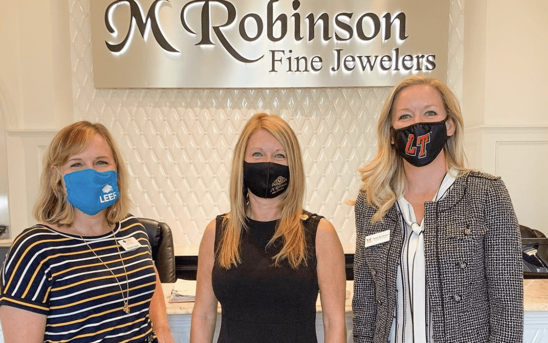 M Robinson Gives Back to Local School Districts